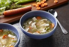 If you start with good ingredients, it's easy to make a comforting and satisfying chicken soup. Give this 5 ingredient soup a try...you're going to love it!