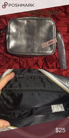 Crossbody bag Never used. Great condition! Victoria's Secret Bags Crossbody Bags