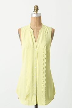 Scalloped Shell by Meadow Rue via Anthropologie (AUGUST 2012 // $35.52)