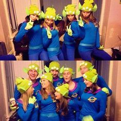 100 Awesome Group Halloween Costume Ideas for 2015 – Brit + Co