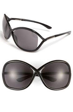 Tom Ford 'Whitney' Open Side Sunglasses available at #Nordstrom