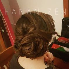hair style by me HANAN ZEN 👑    #makeupgeek #hudabeauty #undiscovered_muas #wakeupandmakeup #makeupartist #lashesfordays #makeupjunkie #makeup #makeuptutorial #makeupaddict #makeupforever #motd #hudabeauty #selfie #djazair #mariage #amazigh #followme #follow4follow #femmedz #blogger #algeria #alger #lifestyle #algeriangirl #femmedz #algiers #maquillages  #FidelyTeam