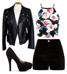 """❤❤❤"" by deima-835 ❤ liked on Polyvore featuring River Island and Alexander McQueen"