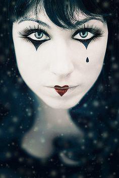 Thanks to Jols Ariella for makeup idea.   Buko & Altea   Flickr