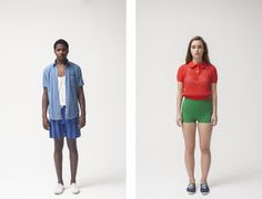 American Apparel - New & Now: New additions to our collection