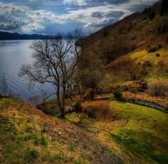 Loch Ness Banks, Scotland... I even wanna see the monster!!! ;)