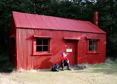 Waihohonu is the oldest mountain hut in New Zealand, maintained as an unused historic building.