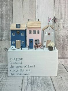 Check out this item in my Etsy shop https://www.etsy.com/uk/listing/577602766/marine-art-driftwood-art-driftwood-house