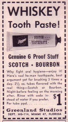 Why fight oral hygiene - enjoy it!