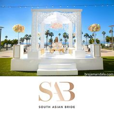 We had such an amazing time being part of Jennifer  Shekhar's Indian Wedding at @paseahotel! It was so amazing it has been featured on @southasianbridemagazine! (Click the link in our bio to see the full feature) (Venue: #paseahotel | Planner: @ajitachopraevents | Photographer: @brajamandala |Event  Floral Designer: @shawnayamamoto | DJ  Lighting: @3dSounds | Cinematography: @AvecLumiereproductions | Makeup  Hair: @DolledupbyLulu | Henna: @HinalsBeautyStudio | Invitations: @InviteInk…