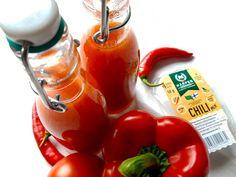 Pesto, Chili, Stuffed Peppers, Vegetables, Food, Chile, Stuffed Pepper, Essen, Vegetable Recipes