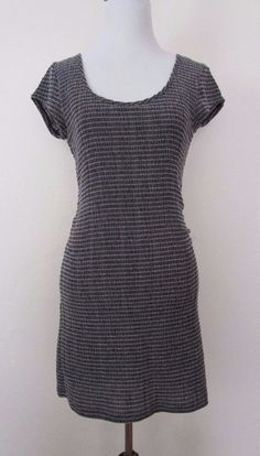 Free People Fitted Stretch Mini Dress size S #FreePeople