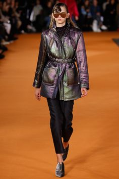 Opening Ceremony Fall 2016 Ready-to-Wear Collection Photos - Vogue Fashion Week, Runway Fashion, Fashion Show, City Fashion, Opening Ceremony, Vogue Paris, Fall 2016, Yorkie, Autumn Winter Fashion