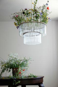 Avoir des luminaires originaux chez soi n'est pas toujours bon marché. Qu'à cela ne tienne, on peut aussi les réaliser soi-même ! Voi...