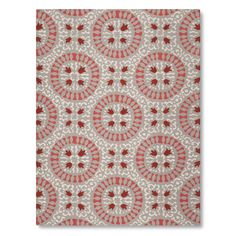 Threshold  Indoor/Outdoor Medallion Rug