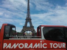 May 2019 - Discover the best of Paris during a 2 hours sightseeing tour of the City. Experience a Panoramic Tour of Paris most remarkable sights and landmarks aboard a deluxe Minibus. Get a taste of paris, with.