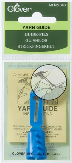 Amazon.com: Clover Yarn Guide
