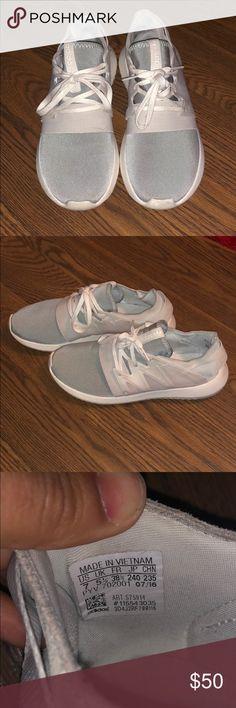 Adidas viral / tubular W chaussures 6,5 Rojo / viral rojo chaussures adidas aee6ed