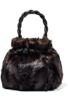 Fur Bags Fall-Winter 2019    Меховые сумки Осень-зима 2019 Tote Purse 92a3317578c3f