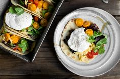 Gluten-Free Amaranth Tortillas + Vegetarian Breakfast Tacos