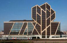 courthouse in Hasselt, Belgium