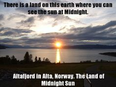 Midnight sun. The midnight sun is a natural phenomenon that occurs in the local summer months in places north of the Arctic Circle or south of the Antarctic Circle, when the sun remains visible at the local midnight.
