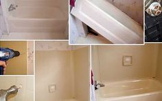 Wonderful Replace Or Repair A Mobile Home Bathtub