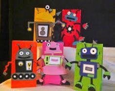 robot birthday party ideas - Google Search