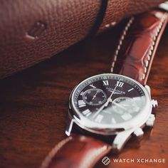 Classic Chrono - a stylish Longines Master automatic chronograph - available now at http://ift.tt/1qIwSwQ by watch_xchange from Instagram http://ift.tt/1FBCuj5
