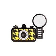 Lomography La Sardina Camera Flash Quadrat