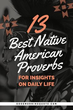 There are so many powerful quotes spoken by Native Americans. In this article, you will find a list of 13 Native American proverbs of wisdom about life. Take a look at these proverbs and be inspired! Native American Proverb, Native American Wisdom, Motivational Quotes For Success, Positive Quotes, Girl Smile Quotes, Morning Positive Thoughts, American Proverbs, Good Morning For Him, Buddhist Wisdom