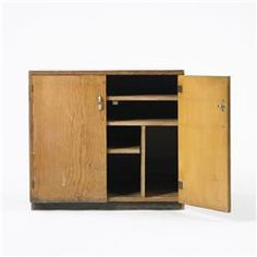Richard Neutra cabinet from the Neutra Office Building, Los Angeles