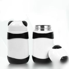 Cute panda insulation cup gifts cup
