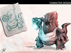 diseño de personaje