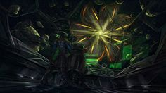 Thargoid intervention (commission) by ThemeFinland