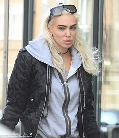 Sister act:The pair were accompanied by Tamara¿s visiting younger sister Petra Stunt ...