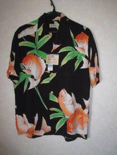 sun surf Aloha shirt