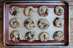 Chocolate Chip Cookies | 12 Recipes that Celebrate the Chocolate Chip Cookie
