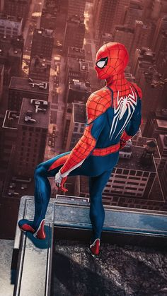 Comics Spiderman, Black Spiderman, Spiderman Movie, Amazing Spiderman, Marvel Art, Marvel Heroes, Marvel Movies, Spiderman Pictures, Spectacular Spider Man