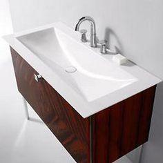 burgbad diva - Google Search Vanity Units, Sink, Bathroom, Google, Home Decor, Sink Tops, Washroom, Vessel Sink, Decoration Home