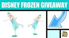 Free Stuff DISNEY FROZEN Giveaway Contest #45 OPEN - Ice Skating Elsa Doll