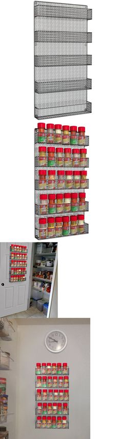 Edenware Spice Rack And Stackable Shelf Prepossessing Spice Jars And Racks 20646 Kitchen Organizer Rack Wooden Slim Decorating Inspiration
