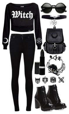 Round toe boots instead. Add a belt and eye makeup. Round toe boots instead. Add a belt and e Cute Emo Outfits, Punk Outfits, Tumblr Outfits, Gothic Outfits, Mode Outfits, Grunge Outfits, Girl Outfits, Batman Outfits, Black Outfits