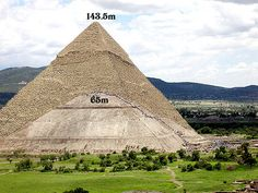 Image result for teotihuacan and giza