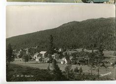 Engerdal Trysil 1950-tallet Normann
