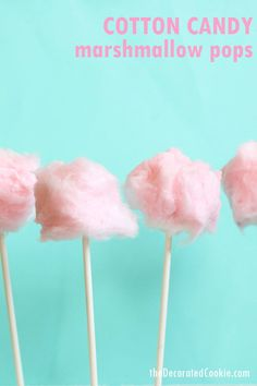 cotton candy marshma