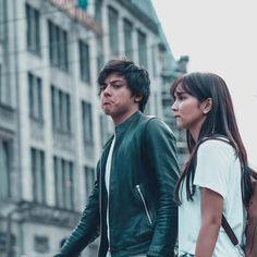 When in Amsterdam 💙 kathryn bernardo Filipino, Daniel Padilla, Kathryn Bernardo, Ford, Bad Boy Aesthetic, Bff Pictures, Couple Outfits, Best Couple, Celebrity Couples