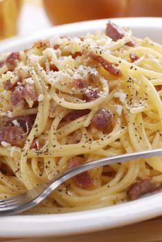 3-Ingredient Pasta Recipes You Need This Week