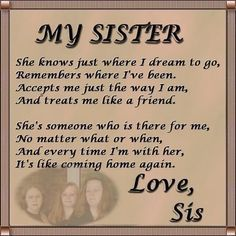 581 Best Sister Sister Images In 2019 Sister Sister Bible Verses