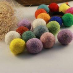 Photography Props Felt Ball Handmade Multi-functional Baby Heart Shape Woolen Diy Decoration Welding Equipment